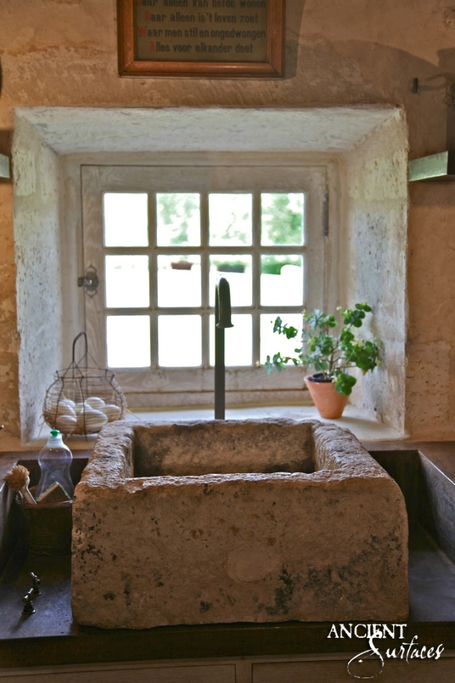 Kitchen Limestone Trough Sink-28 copy