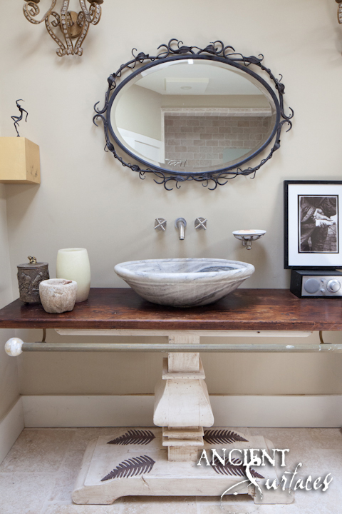 Bathroom vessel and Pedastle Sinks-13